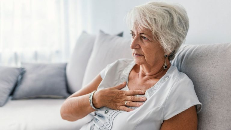 Central chest discomfort can be angina