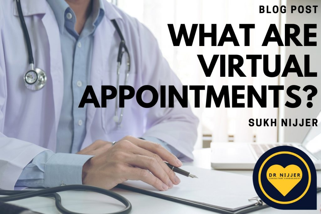 What are Virtual Appointments?