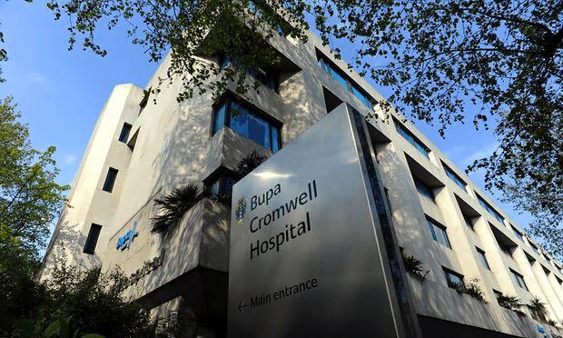 Dr Nijjer Bupa Cromwell Hospital Cardiology