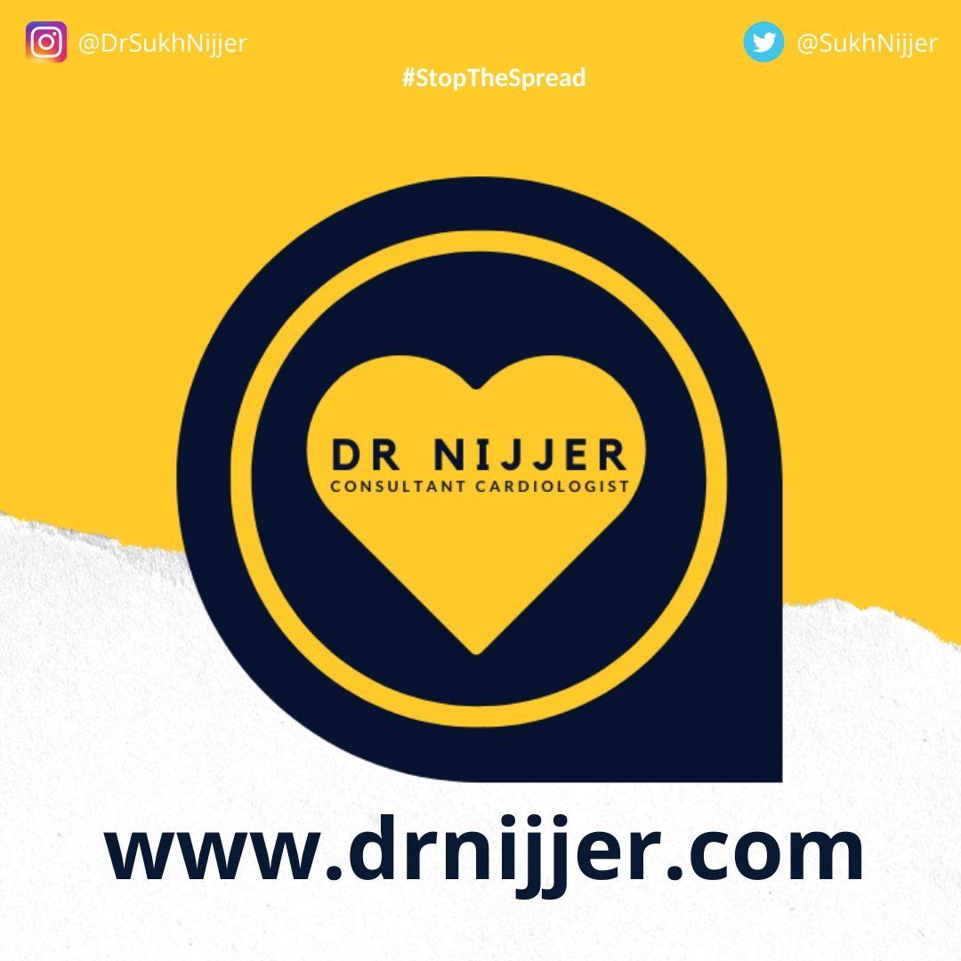 Dr Sukhjinder Nijjer, Consultant Cardiologist