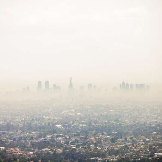 Air pollution is a factor impacting on coronary heart disease