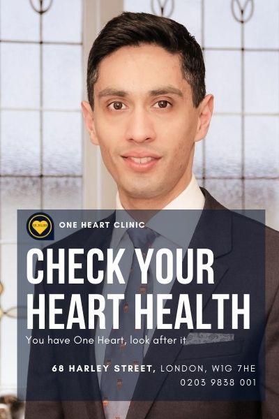 Dr Sukh Nijjer is an Expert Cardiologist