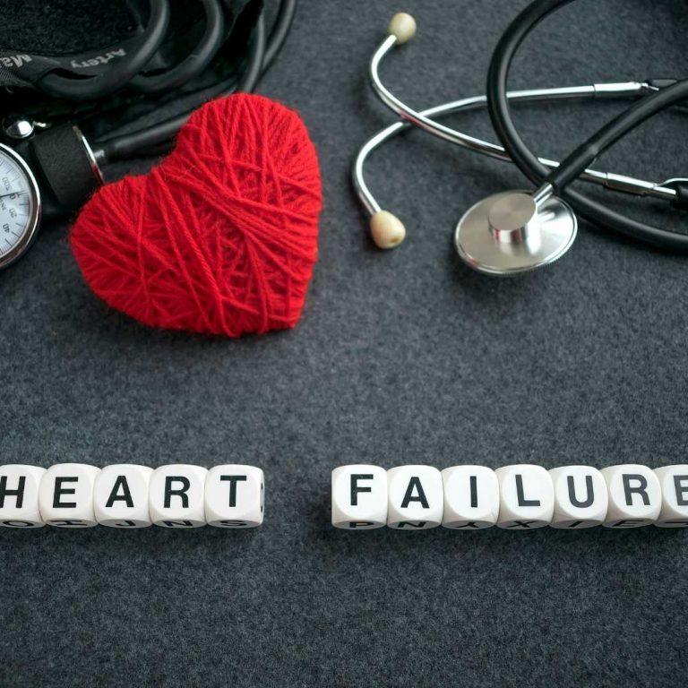 Heart failure is dangerous