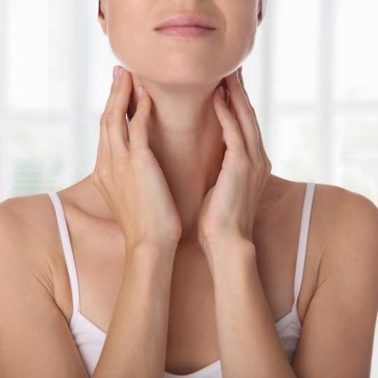 Thyroid disorders can cause palpitations