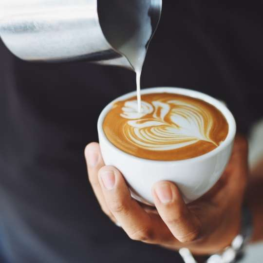 Coffee can cause palpitations