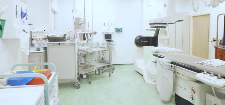 Dr Sukhjinder Nijjer Consultant Cardiologist West Middlesex Hospital Cardiac Procedures angiogram angioplasty